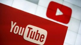 YouTube aplikace - přetáčení a omezení rozlišení