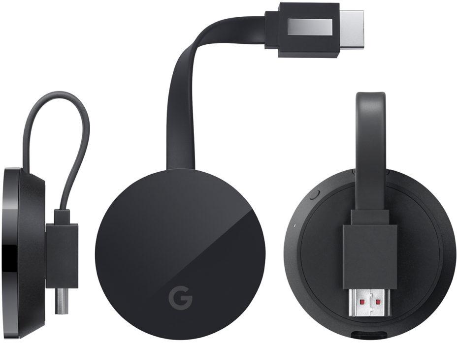 Chromecast Ultra bude představen 4. října