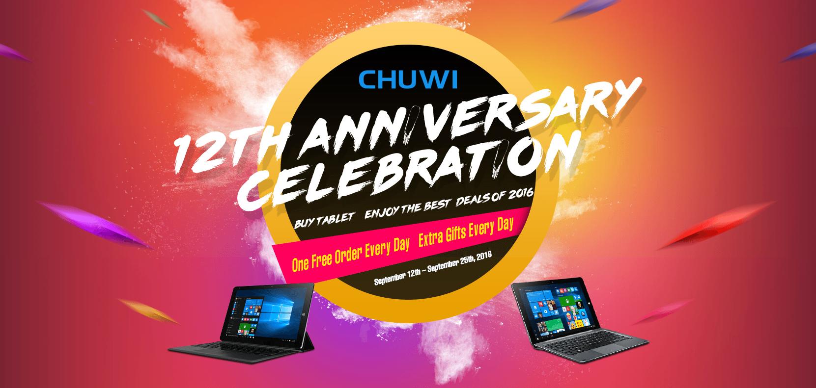 Chuwi tablety s Windows 10 a Androidem zároveň nyní v akci [sponzorovaný článek]