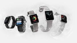 Apple Watch 2 představeny – GPS a voděodolnost