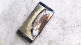 Za vybuchování Note 7 mohla baterie, neměla dostatek prostoru