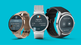 Android Wear 2.0 Developer Preview 3 - Obchod Play