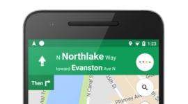 Google přidal do navigace hromadu nových hlasových příkazů