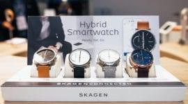 Hybridní chytré hodinky značky Spagen - první pohled
