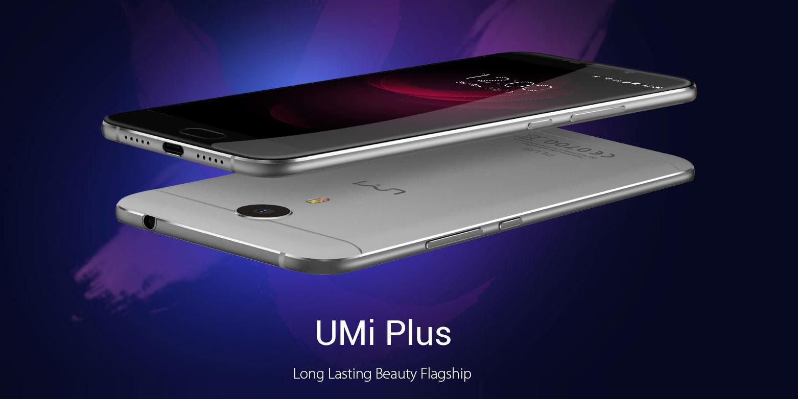 Předobjednejte si UMI Plus s velkou výdrží baterie [sponzorovaný článek]