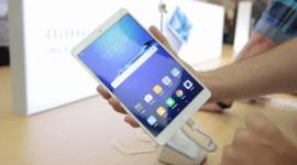 Huawei MediaPad M3 - první pohled