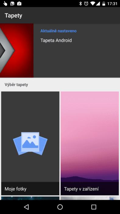 Google Tapety