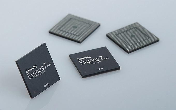 Samsung Exynos 7270 – nový procesor pro wearables