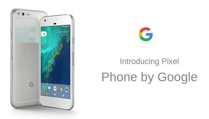 Oficiálně: Google Pixel a Pixel XL – ve jménu sjednocení