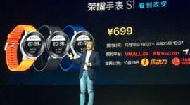 Honor představil Pad 2, 6X a Watch S1