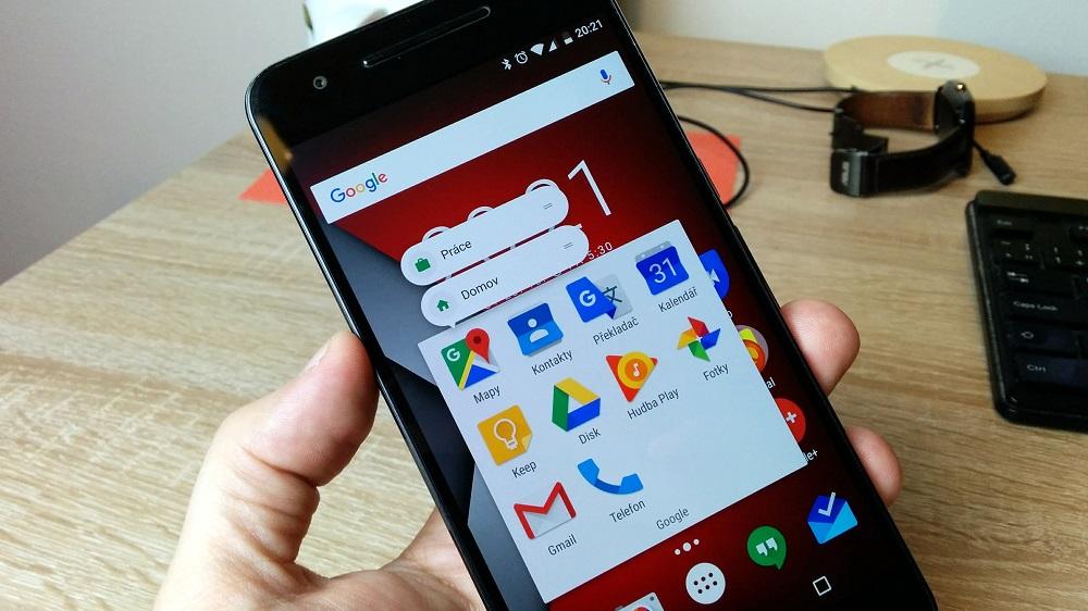 Novinky v Androidu 7.1