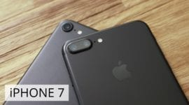 Apple iPhone 7 & 7 Plus – video recenze