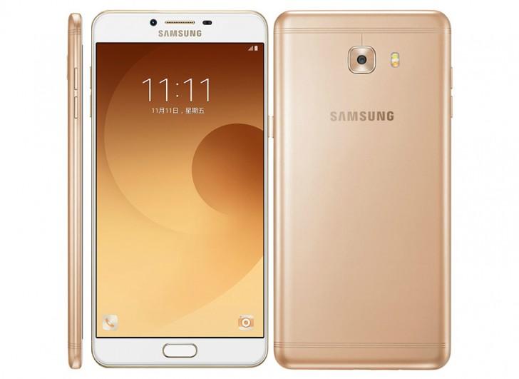 Samsung představil Galaxy C9 Pro