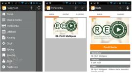 Happyfeed – průvodce akcemi a událostmi [Android, iOS]