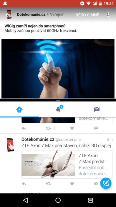 twitter multi-window