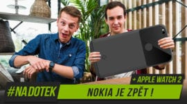 Na Dotek – Návrat Nokie + Apple Watch 2