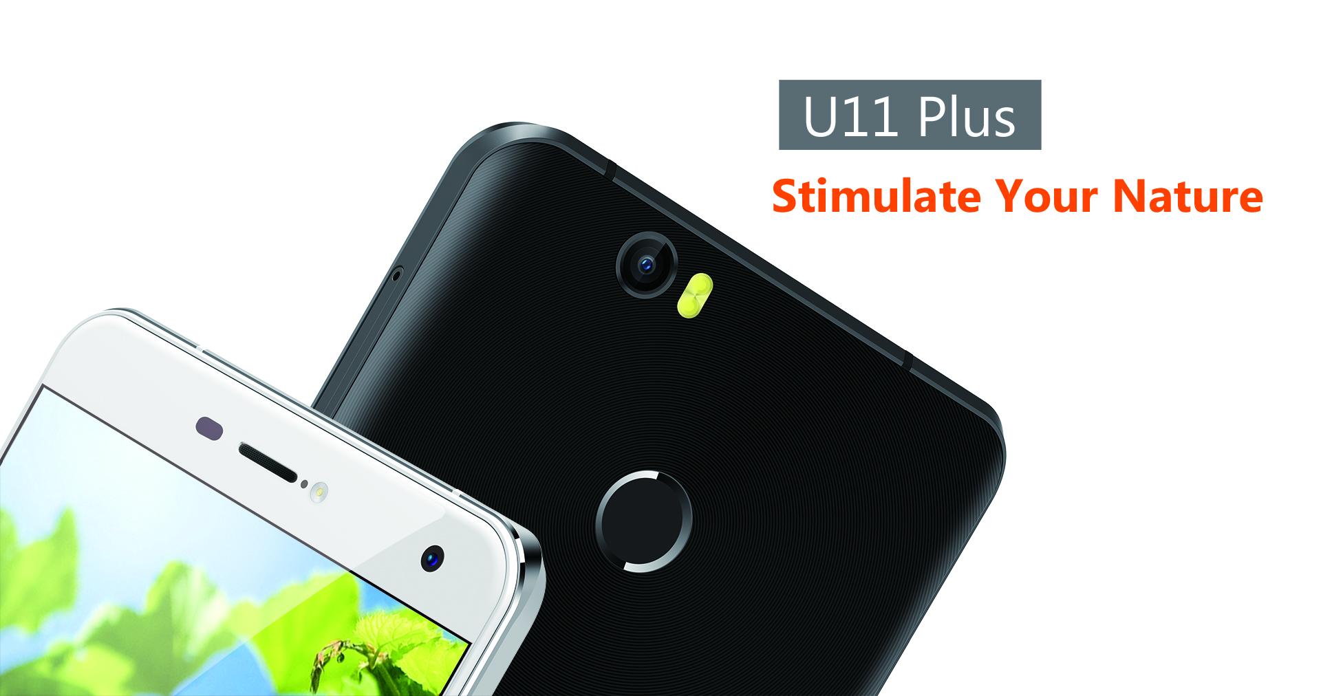 Oukitel chystá další skvělý model U11 Plus [sponzorovaný článek]