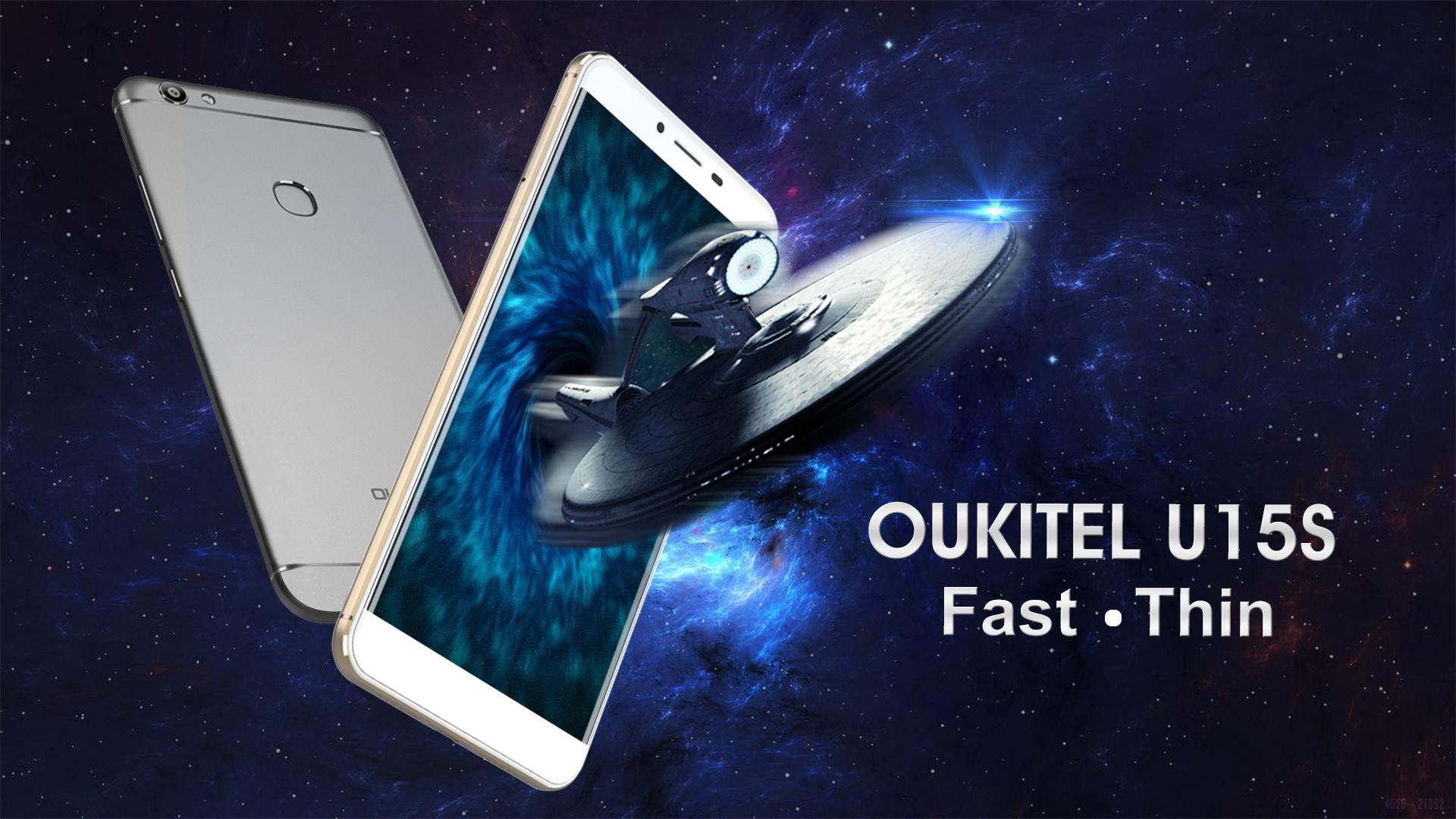 Oukitel spustil prodej nadupaného mobilu U15s [sponzorovaný článek]