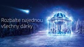 Vánoce u O2 ve jménu dat a volání