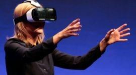 Samsung - hodinky jako ovladač pro virtuální realitu?