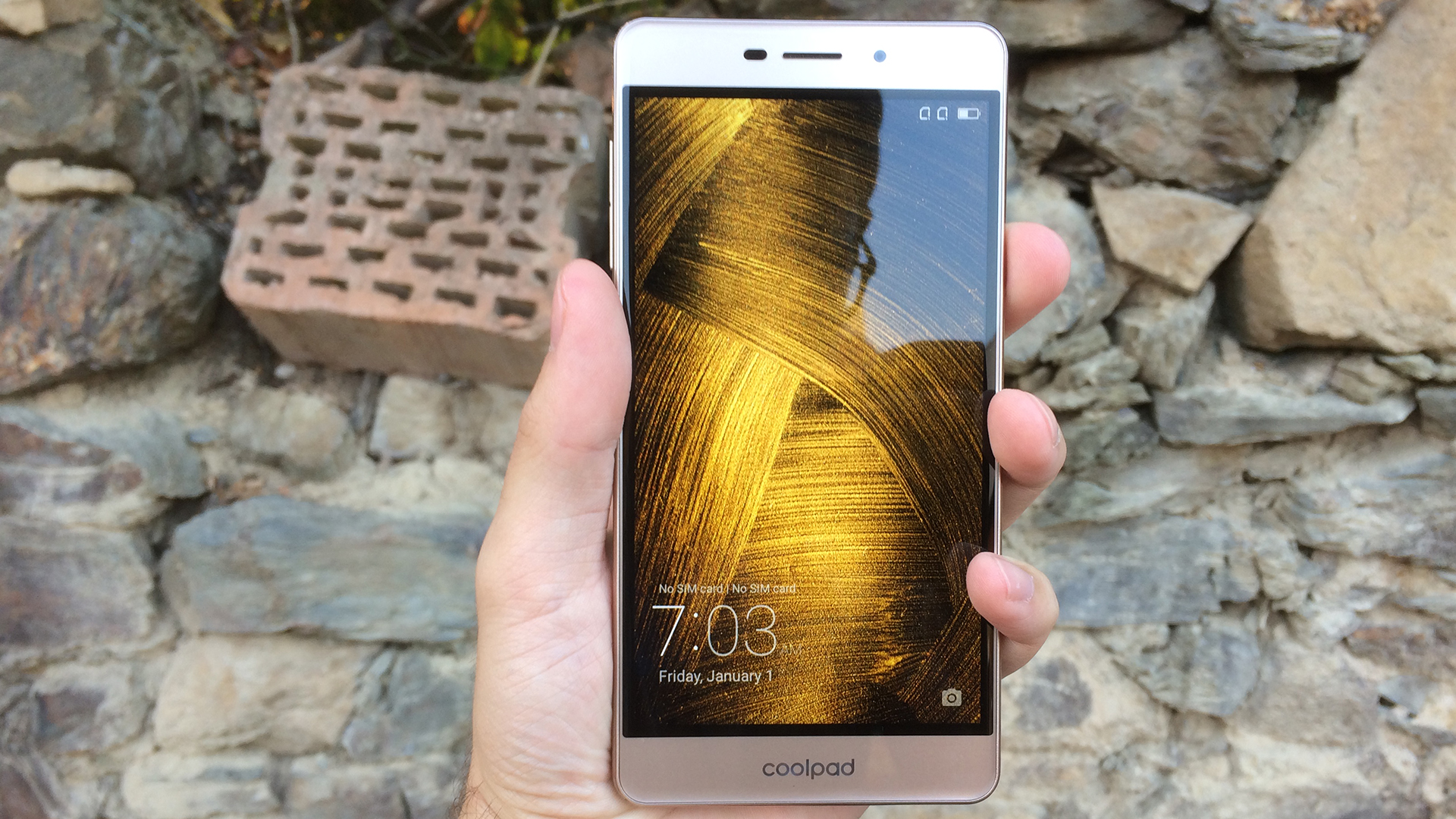 Coolpad Modena 2 – video recenze