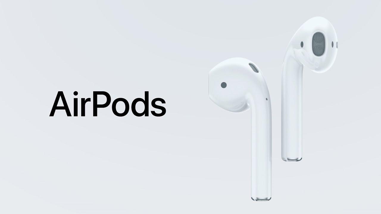 Apple odkládá zahájení prodeje sluchátek AirPods
