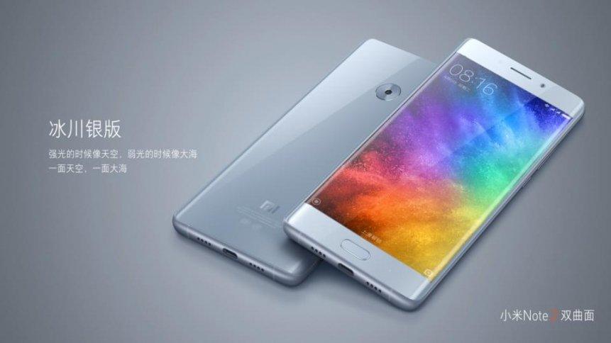 Oficiálně: Xiaomi Mi Note 2 s globální podporou LTE