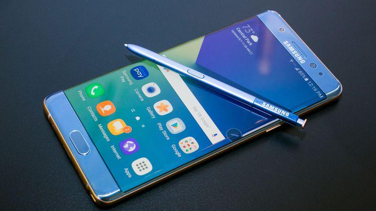 Samsung s Note 7 pohořel, snad nepohoří nástupce Note 8