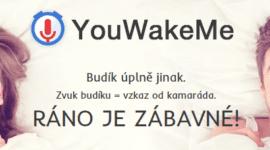 YouWakeMe - aplikace pro příjemnější vstávání