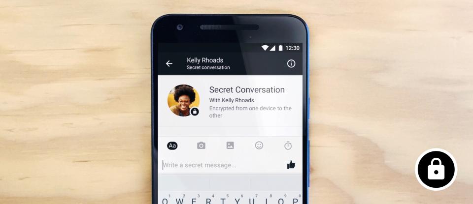 Messenger nyní poskytuje plné šifrování všem uživatelům