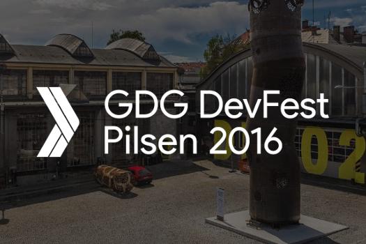 Soutěž o vstupenky na DevFest Pilsen 2016
