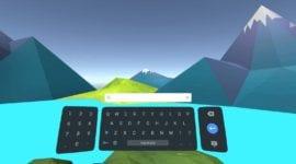 Google představil klávesnici pro virtuální realitu