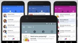 Facebook, Messenger a Instagram v jedné aplikaci (částečně)