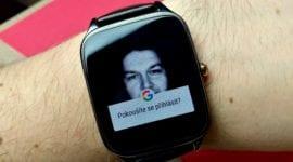 Dvoufázové ověření na Android Wear je ještě rychlejší