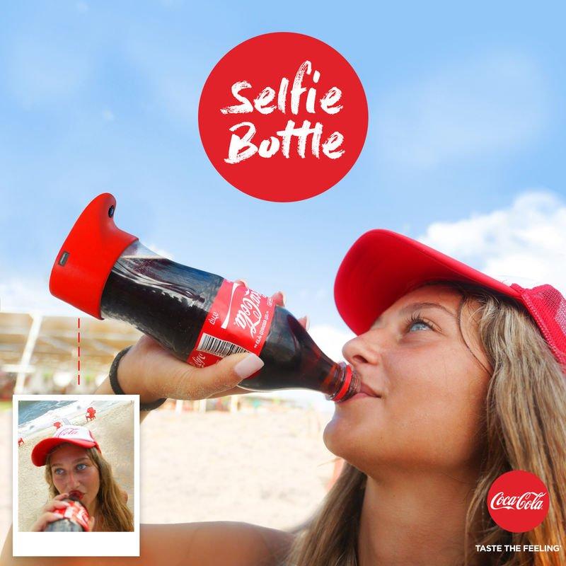 Napij se a pořiď selfie – hit příštího roku? [zajímavost]