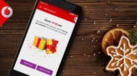 Vánoce u Vodafonu - dárek v podobě 10 GB
