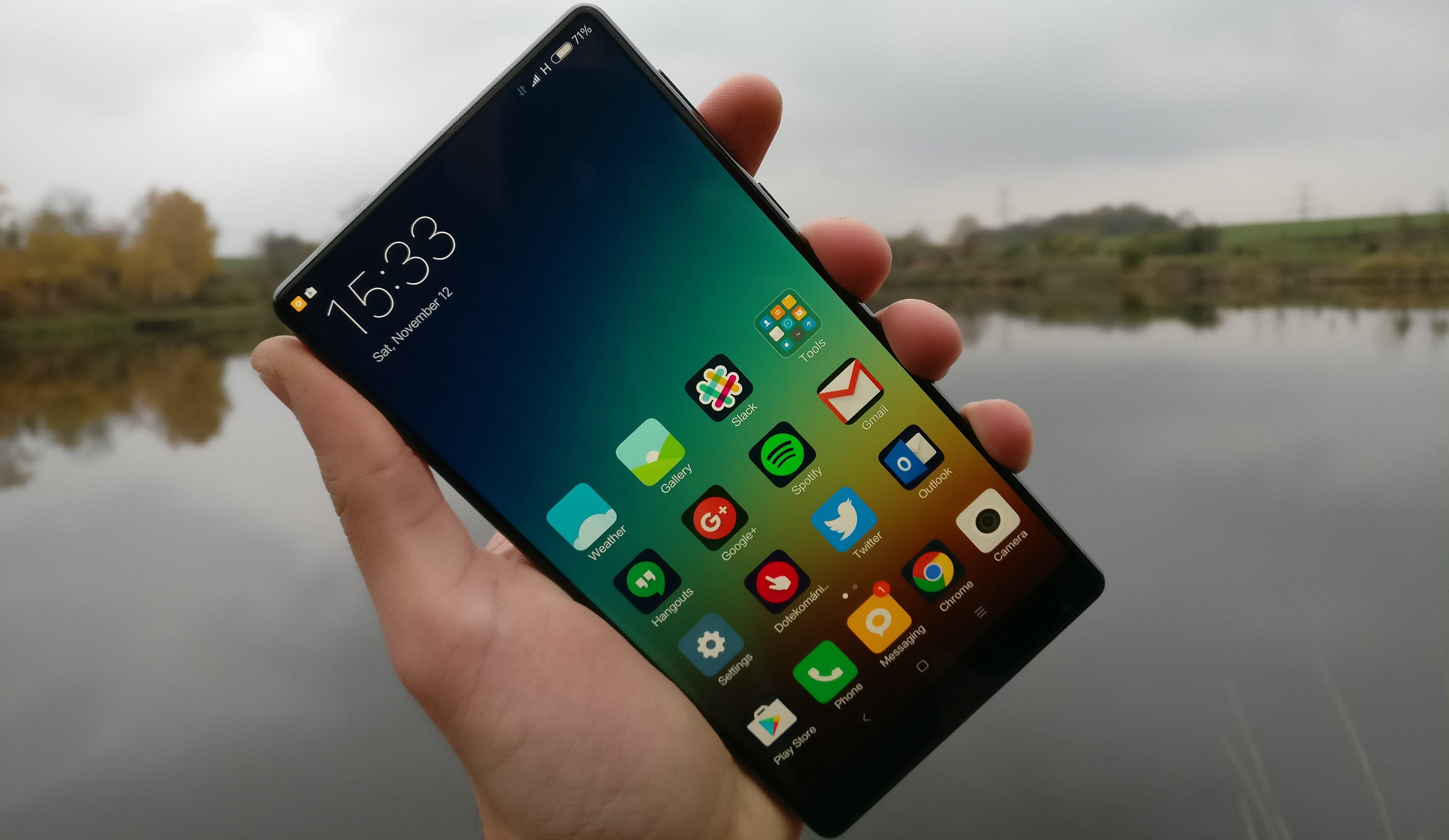 Xiaomi Mi MIX – první dojmy