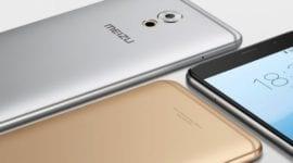 Meizu Pro 6 Plus – nový model se senzorem tepové frekvence