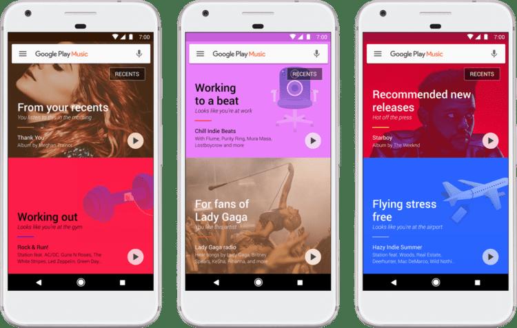 Google Play Music dotekomanie.cz
