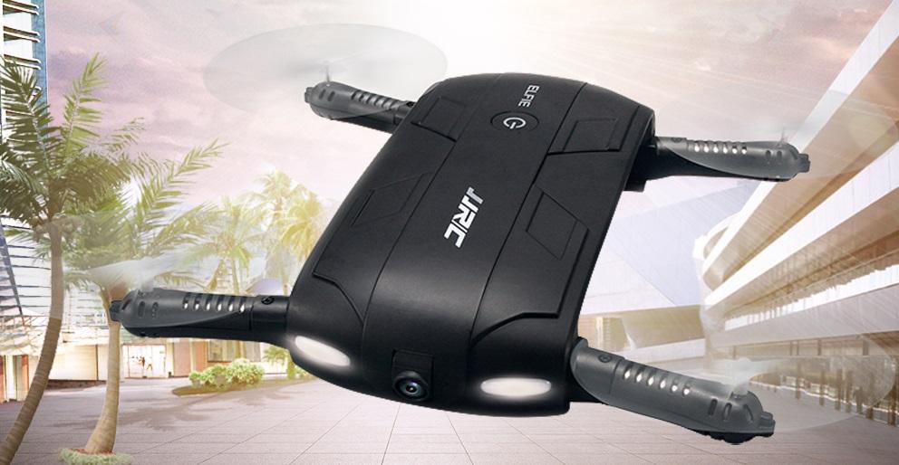 Mini dron do vaší kapsy nyní v akci [sponzorovaný článek]