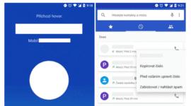 Telefon 7.0 aneb šikovné gesto a nová ikona