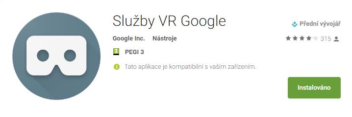 Aktualizace služby Daydream VR přinesla podporu pro Pixely