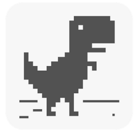 Dino z Chromu si můžete zahrát na mobilu