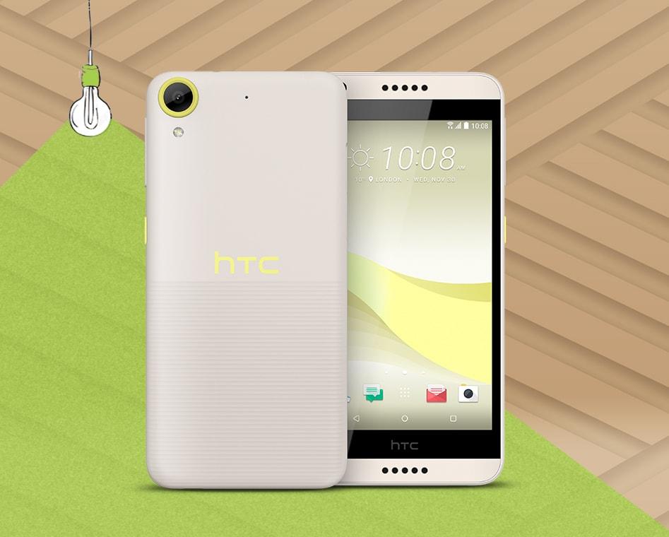 HTC představilo Desire 650