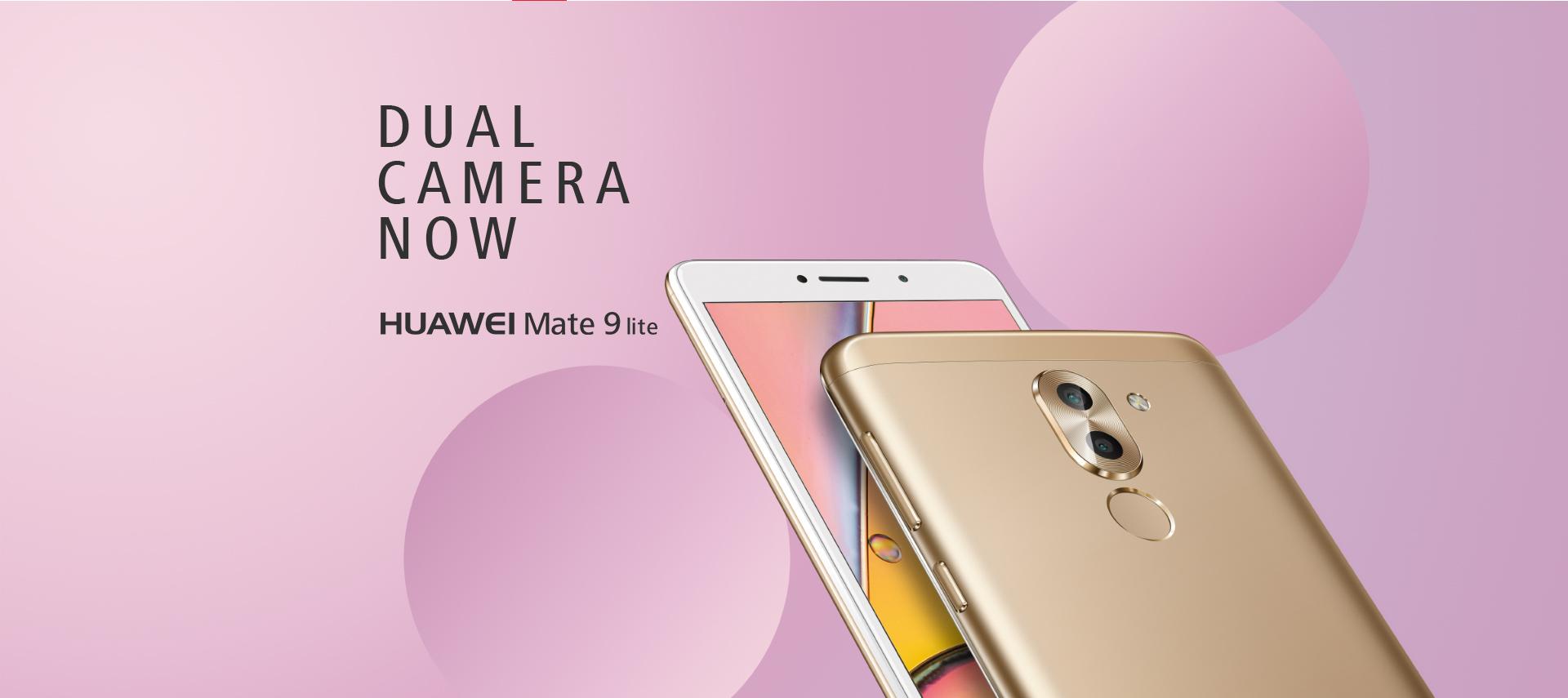 Huawei Mate 9 Lite – další v řadě