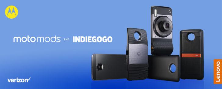Motorola žádá uživatele s pomocí vývoje nových přídavných modulů