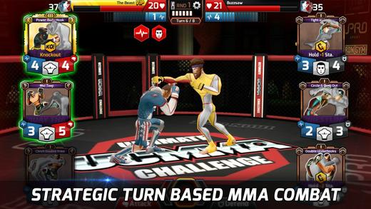 MMA Federation – nová hra z bojového prostředí pro iOS a Android