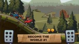 Hill Climb Racing 2 - pokračování bláznivého zdolávání hor v autě