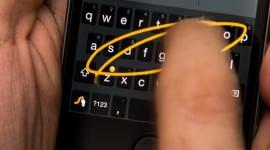 Klávesnice Swype pro iOS 8 podporuje češtinu