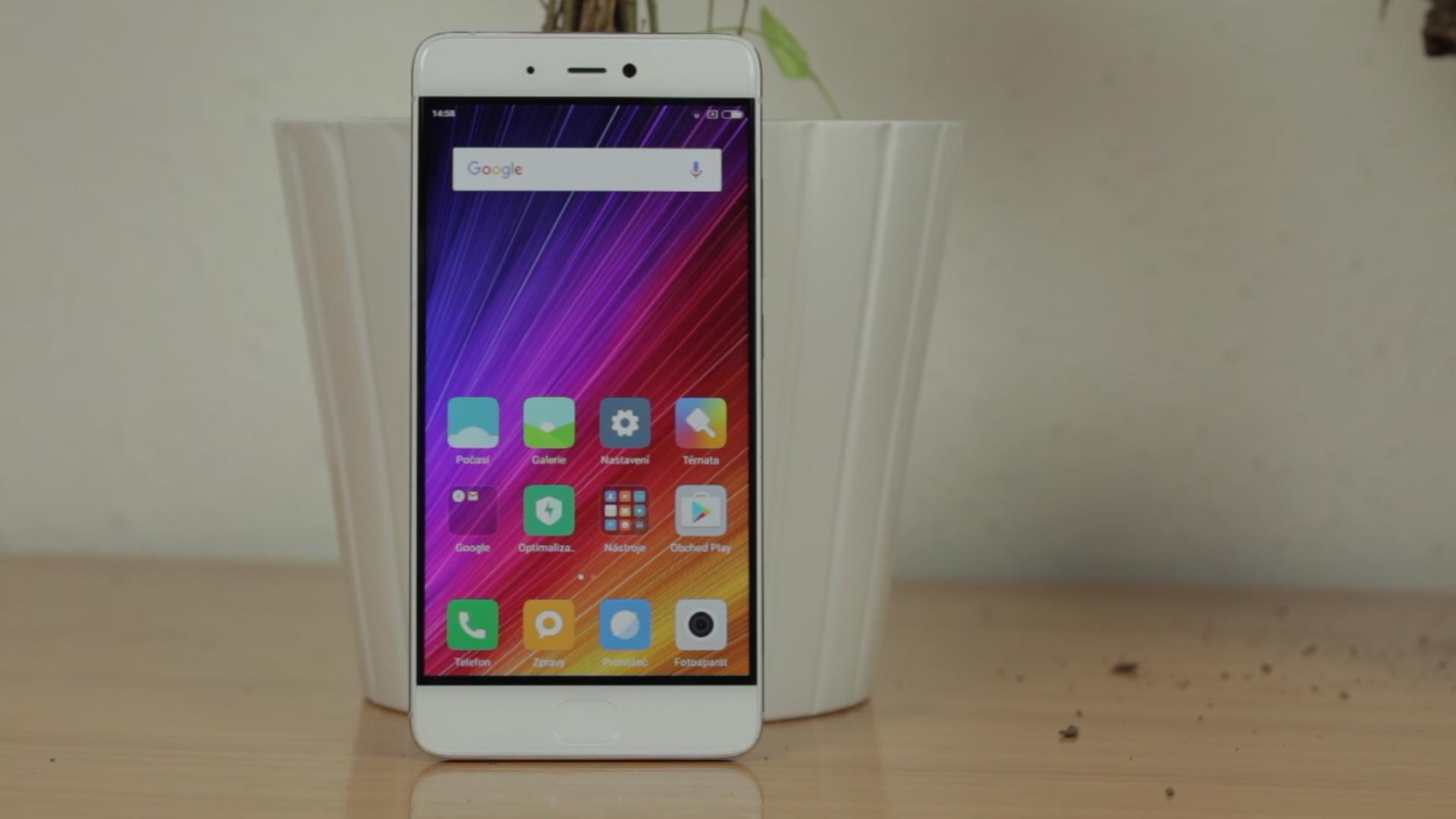 Xiaomi Mi 5s – video recenze